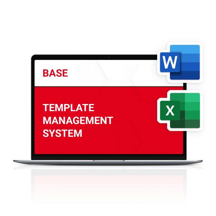 Base Template Management System
